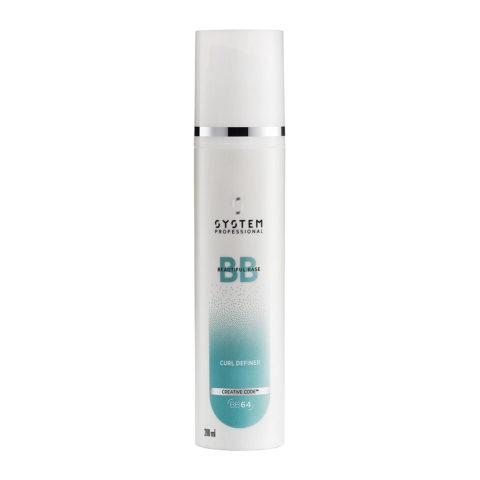 System Professional Styling Curl Definer BB64, 200ml - Crème Définition Bouclée