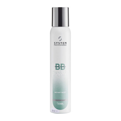 System Professional Styling Instant Reset BB65, 180ml - Shampooing Sec volumateur racines