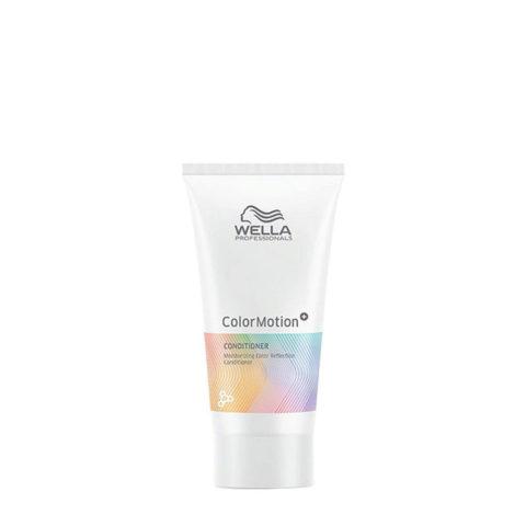 Wella Color Motion Conditioner 30ml - Apres - Shampooing Cheveux Colorés