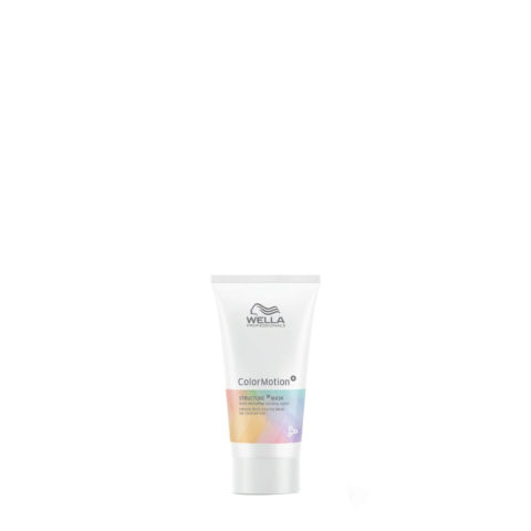 Wella Color Motion Mask 30ml - Masque Cheveux Colorés