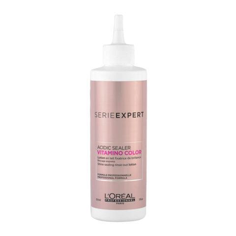 L'Oreal Vitamino Color Acidic Sealer 210ml - Lotion fixatrice de brillance