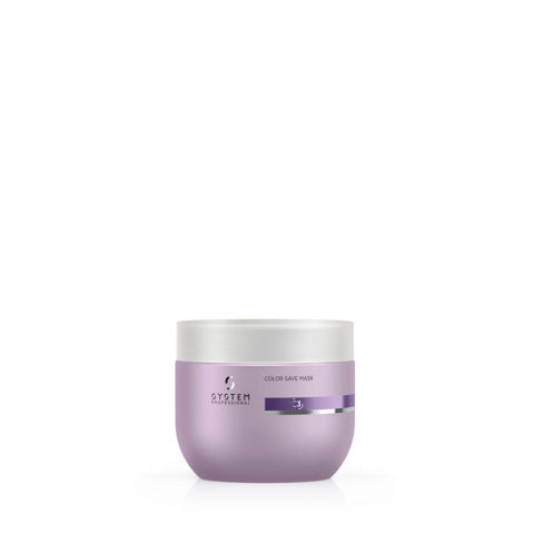 System Professional Color Save Mask C3, 400ml - Masque Cheveux colorés