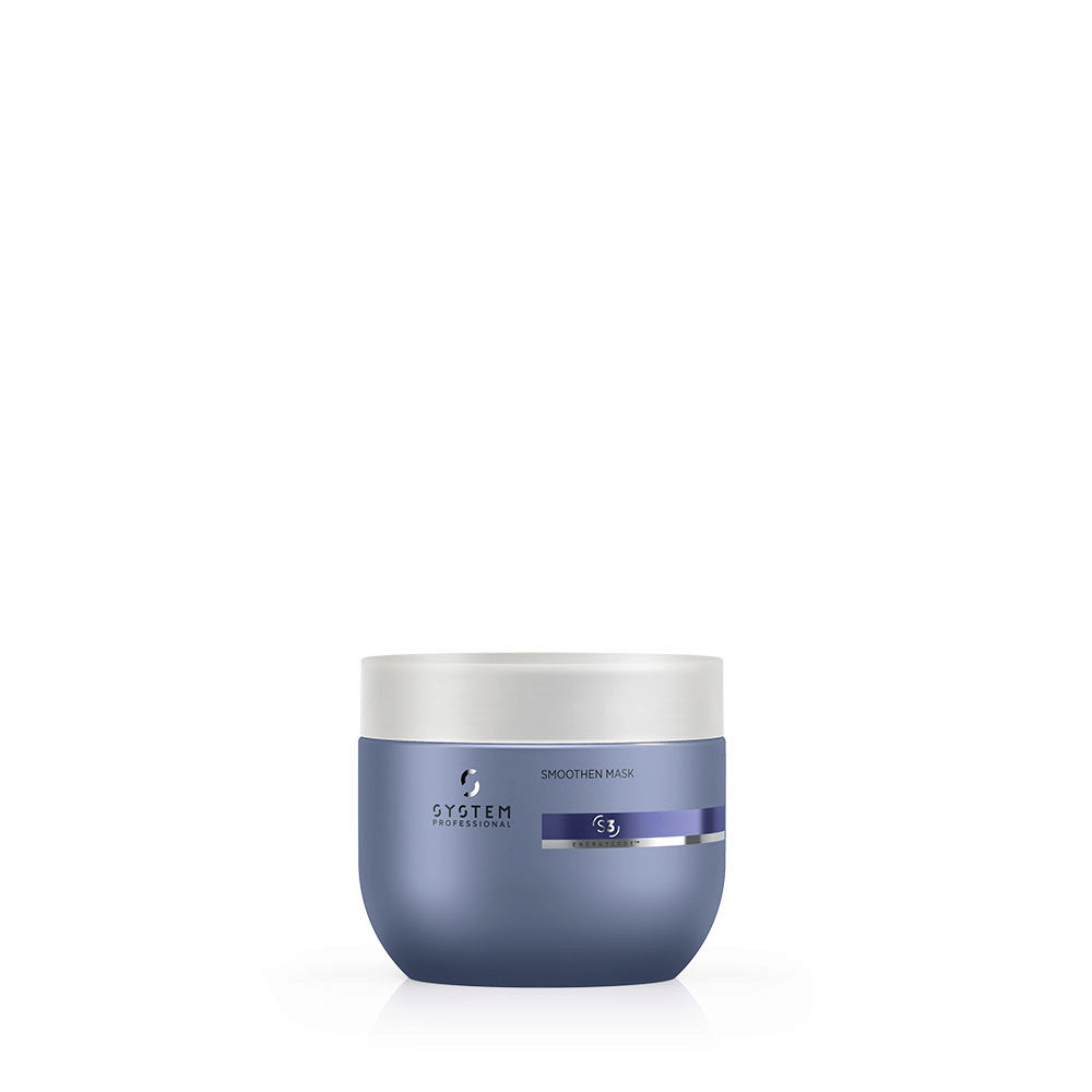 System Professional Smoothen Mask S3, 400ml - Masque Anti Frisottis