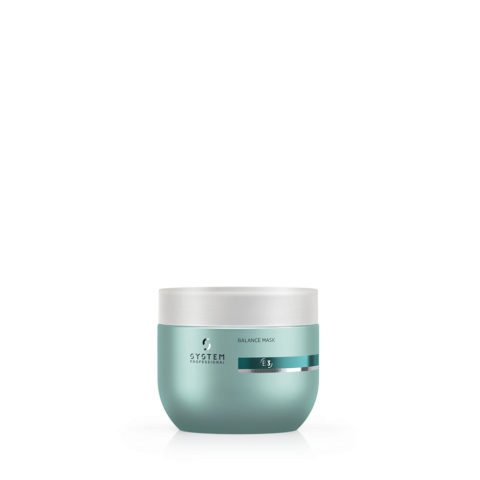 System Professional Balance Mask B3, 400ml - Masque Peau Sensible
