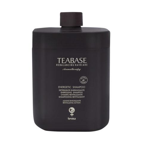 Tecna Teabase aromatherapy Energetic shampoo 1000ml - Shampooing Antichute