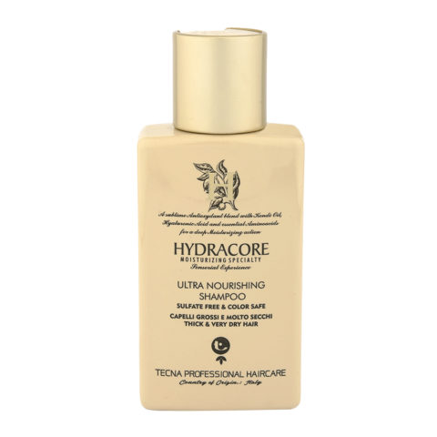 Tecna Hydracore Ultra Nourishing Shampoo 100ml