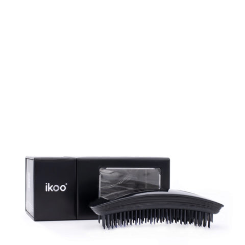 Ikoo Ergonomic Brush Black Classic
