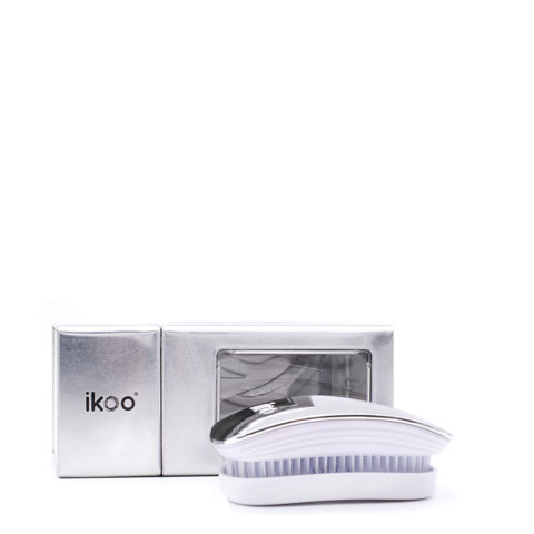 Ikoo Pocket Oyster Metallic Brush