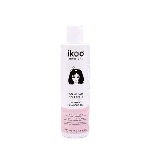 Ikoo An Affair To Repair Shampoo 250ml - shampooing cheveux colores