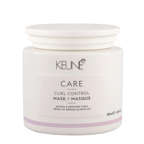 Keune Care line Curl Control Mask 500ml - Masque Cheveux boucles