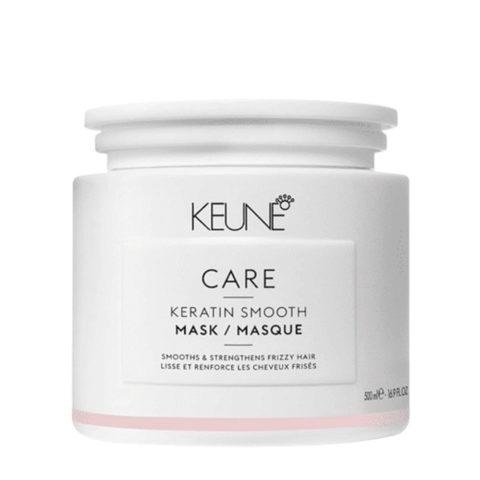 Keune Care line Keratin Smooth Mask 500ml - Masque Anti Frisottis