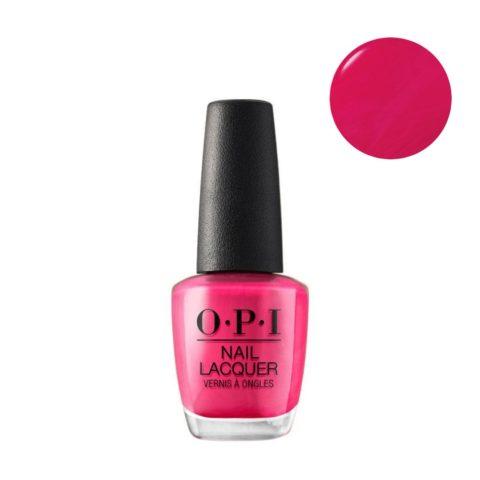 OPI Nail Lacquer NL E44 Pink Flamenco 15ml