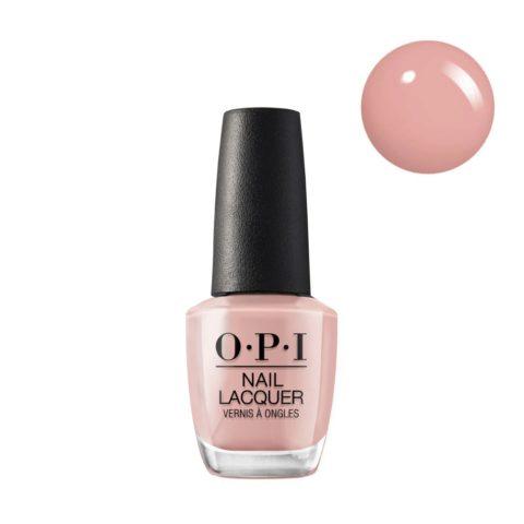 OPI Nail Lacquer NL P36 Machu Peachu 15ml