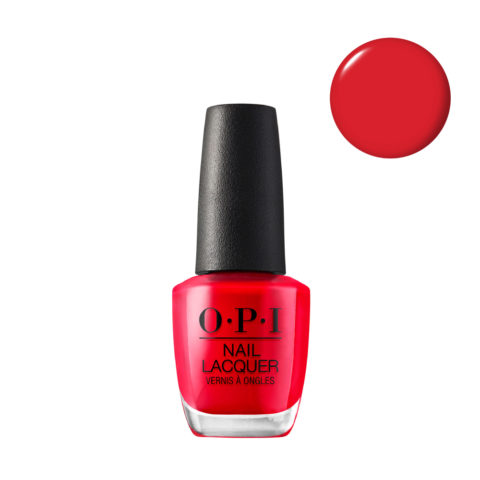 OPI Nail Lacquer NL H42 Red My Fortune Cookie 15ml