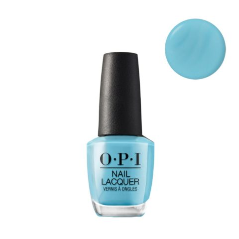 OPI Nail Lacquer NL E75 Can't Find My Czechbook 15ml