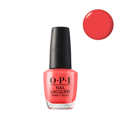 OPI Nail Lacquer NL A69 Live Love Carnaval 15ml