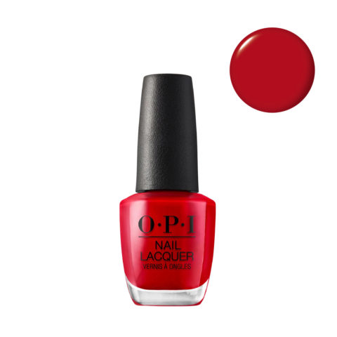 OPI Nail Lacquer NL N25 Big Apple Red 15ml