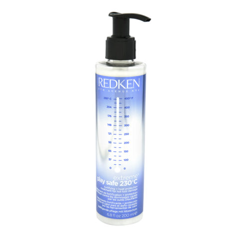 Redken Extreme Play Safe 230°,  200ml - sérum protection contre la chaleur