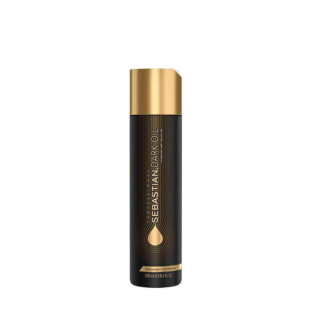 Sebastian Dark Oil Lightweight Conditioner 250ml - Apres Shampooing Hydratant léger