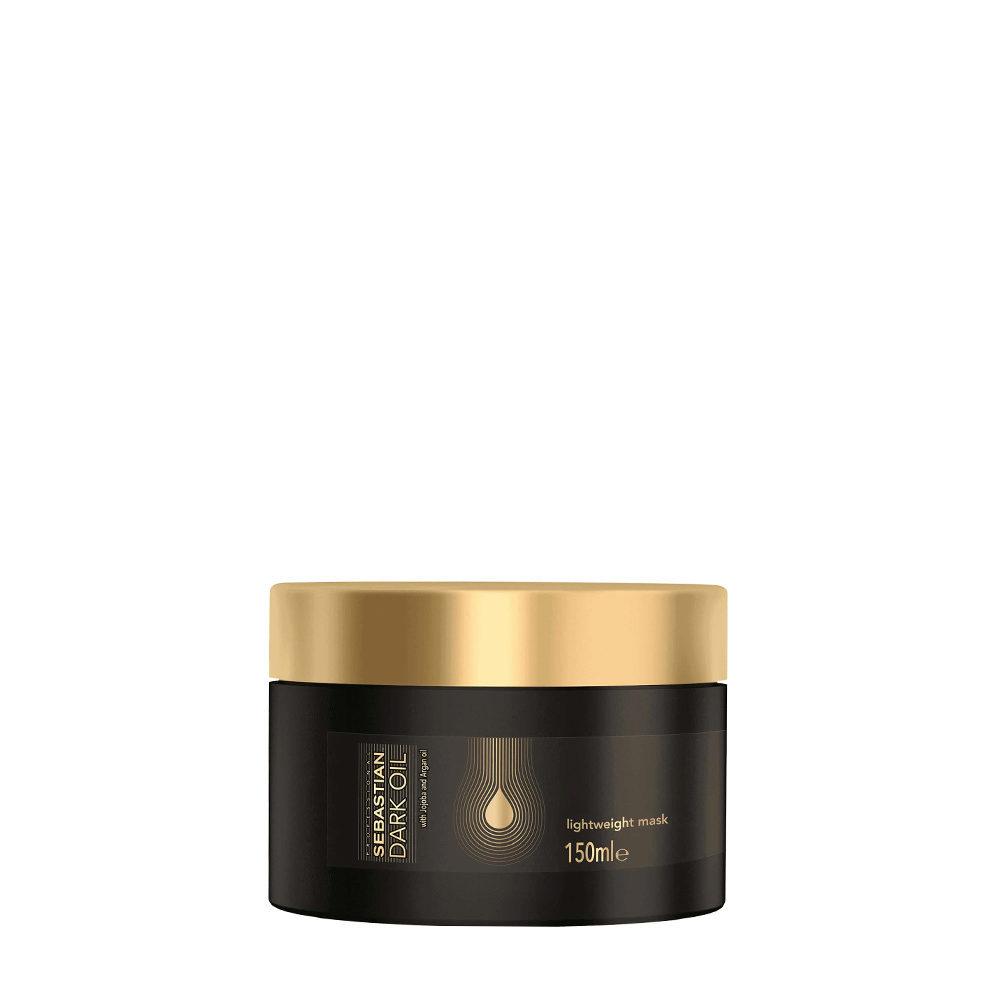 Sebastian Dark Oil Lightweight Mask 150ml - Masque Hydratant léger