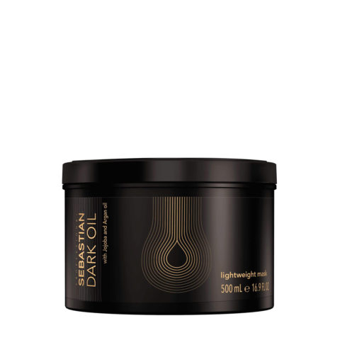 Sebastian Dark Oil Lightweight Mask 500ml - Masque Hydratant léger