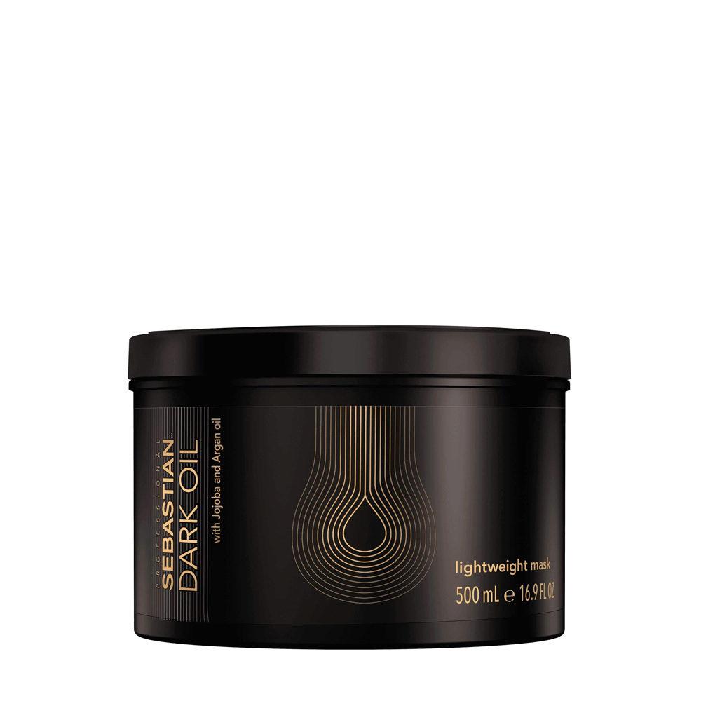 Sebastian Dark Oil Lightweight Mask 500ml - Masque Hydratant léger