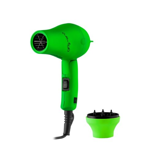 Gettin Fluo Mini Travel Airdryer Green