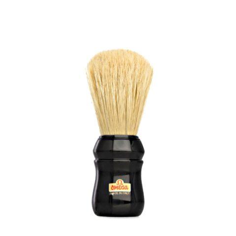 Omega Shaving Blaireau de rasage noir
