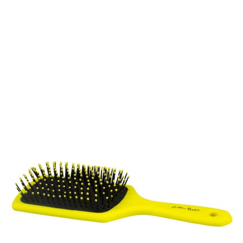Gettin fluo Paddle Brush Yellow
