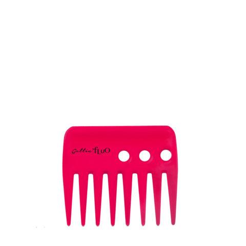 Gettin fluo Short Comb Pink