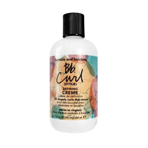 Bumble And Bumble Bb Curl Defining Creme 250ml