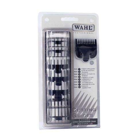 Wahl 8 pack Cutting Guides Nylon