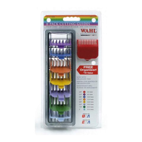 Wahl 8 Pack Cutting Nylon Colorés