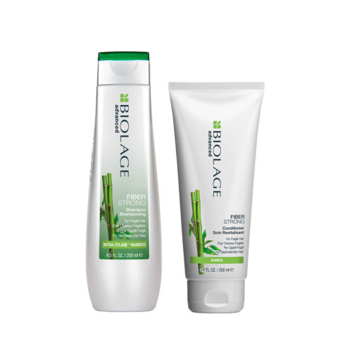 Biolage Fiberstrong Shampoo 250ml e Conditioner 200ml