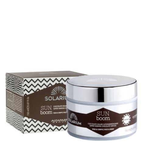 Solarium Super Tanning Chocolate Super Bronzer Visage et Corps 150ml