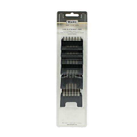 Wahl Set 6 Hausse plastique compatibles avec les tondeuses à cheveux Moser
