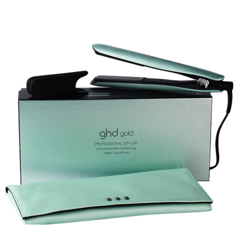 GHD Gold Upbeat Collection Styler - Lisseur Avec pochette