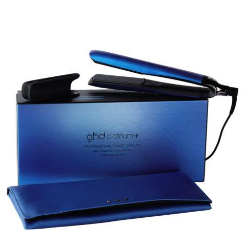 GHD Platinum + Professional Styler Upbeat Collection Cobalt Blue