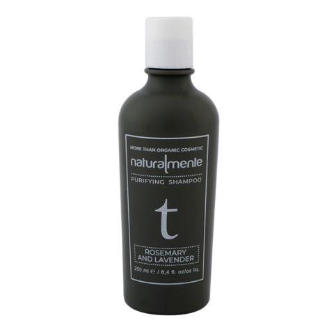 Naturalmente Purifying Shampoo Rosemary & Lavender 250ml