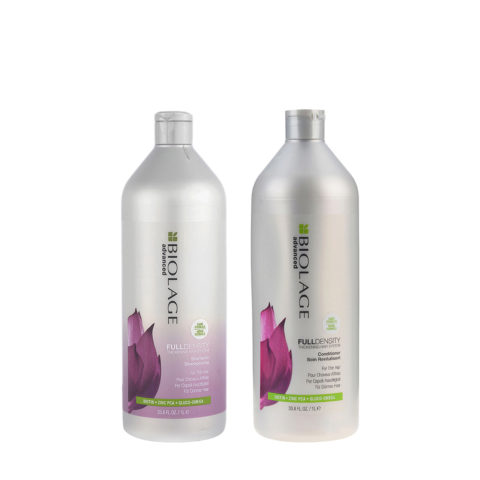Biolage advanced FullDensity Shampoo 1000ml e Conditioner 1000ml