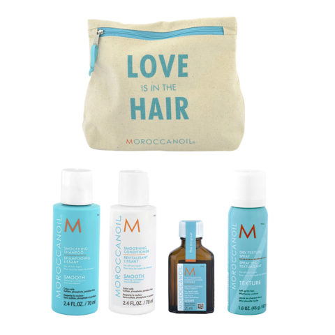 Moroccanoil Travel Kit
