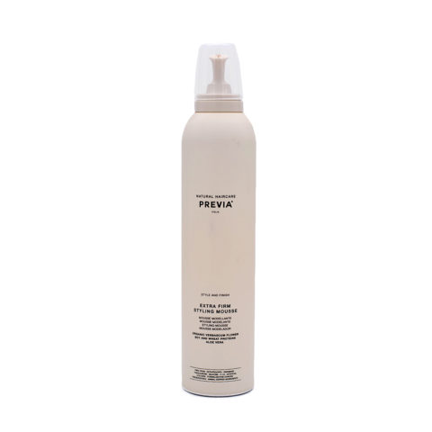 Previa Finish Extra Firm Styling Mousse 300ml - mousse extra forte