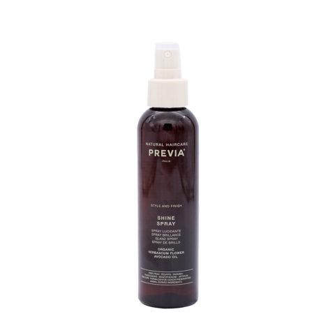 Previa Finish Shine spray 150ml - Spray brillance