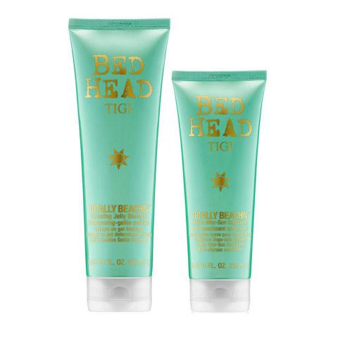 Tigi Bed Head Sun Kit Shampoo 250ml et Apres shampooing 250ml