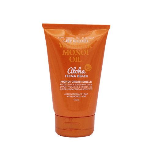 Tecna Wonder Monoi Oil Cream shield 125ml - Crème Protectrice Et Super Hydratante