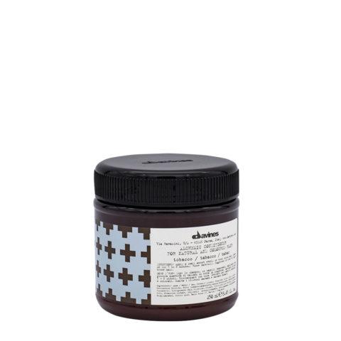 Davines Alchemic Conditioner Tobacco 250ml - Crème conditionnante colorée pour cheveux châtains