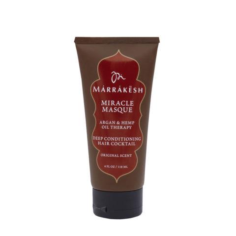 Marrakesh Miracle Masque Deep conditioning hair cocktail 118ml - Masque de conditionnement intensif