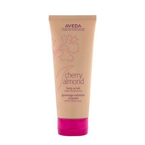 Aveda Cherry Almond Body Scrub 200ml - Exfoliant Pour Le Corps