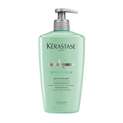 Kerastase Specifique Bain Divalent 500ml - shampooing double action