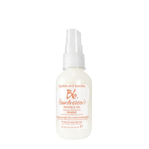 Bumble And Bumble Hairdresser's Invisible Oil - Sérum de protection thermique 60ml